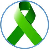 cerebral palsy ribbon round